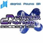 DIGITAL FAUNA - Digital Fauna EP (Front Cover)