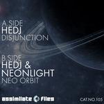 HEDJ/NEONLIGHT - Disjunction (Front Cover)