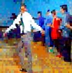 DISKJOKKE - Now Dance (Front Cover)