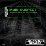MAIN SUSPECT - Freedom (Front Cover)