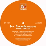 COOMBS, Jon - Funk Two - EP (Front Cover)