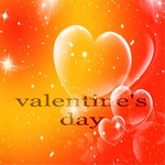 VARIOUS - Valentinesday (Vibranthouse Compilation) (Front Cover)