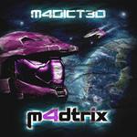 M4DTRIX - M4dict3d (Front Cover)