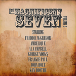 VARIOUS - Magnificent Seven Vol 5 (Front Cover)