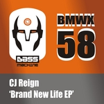 CJ REIGN - Brand New Life EP (Front Cover)