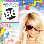 VARIOUS - Club Grooves Helsinki (Front Cover)