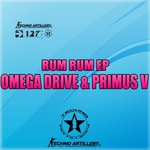 OMEGA DRIVE/PRIMUS V - Rum Rum EP (Front Cover)