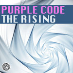 PURPLE CODE - The Rising (Front Cover)