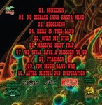 MORE FYAH DUB - THC Factor Remastered (Back Cover)