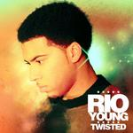 RIO YOUNG - Twisted (Front Cover)