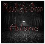 LE GRAN, Roudi - Alone (Front Cover)