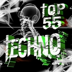 VARIOUS - Techno Top 55 (Front Cover)