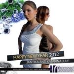 JANTIKA/KATARINA JULY - Happy New Year 2012 (Front Cover)