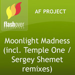 AF PROJECT - Moonlight Madness (Front Cover)