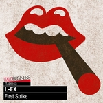 L EX - First Strike (Front Cover)