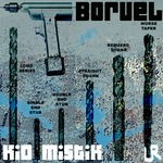 KID MISTIK - Borvel EP (Front Cover)