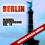 VARIOUS - Berlin Minimal Underground Vol 14 (Front Cover)