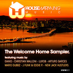 VARIOUS - The Welcome Home Sampler (Front Cover)