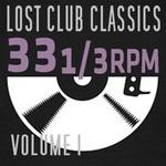 VARIOUS - Lost Club Classics Vol 1 (Front Cover)