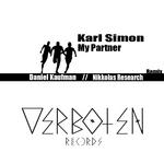 SIMON, Karl - My Partner (Front Cover)