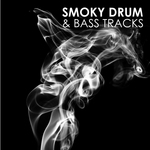 VARIOUS - Smoky Drum & Bass Tracks (Front Cover)