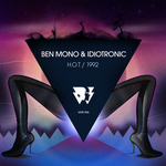 MONO, Ben/IDIOTRONIC - HOT (Front Cover)