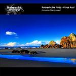 DA PINTO, Robrecht - Playa Azul EP (Front Cover)