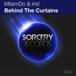 MILAMDO & IRIS - Behind The Curtains (Front Cover)