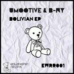 UMOOTIVE/B NY - Bolivian EP (Back Cover)