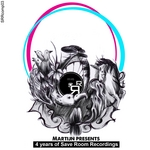 VARIOUS - Martijn Presents 4 Years Of Save Room Recordings (Front Cover)