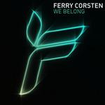 CORSTEN, Ferry feat MARIA NAYLER - We Belong (Front Cover)