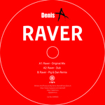Denis A - Raver (Front Cover)