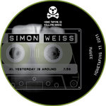 WEISS, Simon - Yesterday Is Around (Front Cover)