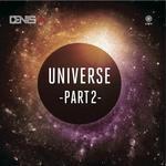 DENIS A - Universe Part 2 (Front Cover)