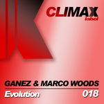 GANEZ/MARCO WOODS - Evolution (Front Cover)