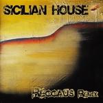 SICILIAN HOUSE - Reggaus Remix (Front Cover)