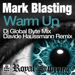 BLASTING, Mark - Warm Up (Front Cover)