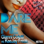COLETTI, Gianni/KEEJAY FREAK - Dare Me (Front Cover)