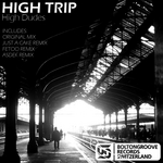 HIGH DUDES - High Trip (Front Cover)