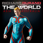 DURAND, Richard - Richard Durand Vs The World EP 1 (Front Cover)