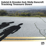GABRIEL & DRESDEN feat MOLLY BANCROFT - Tracking Treasure Down (Front Cover)