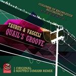 TAURUS & VAGGELI - Quail's Groove (Front Cover)
