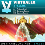 VIRTUALEX - Ataraxia (Front Cover)
