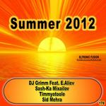 VARIOUS - Summer 2012 (Front Cover)