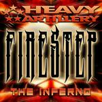 FIRESTEP - The Inferno (Front Cover)
