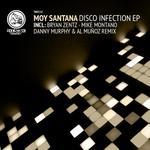 SANTANA, Moy - Disco Infection EP (Front Cover)