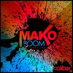 MAKO - Boom EP: Phase Two (Front Cover)