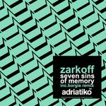 ZARKOFF - Seven Sins Of Memory (Front Cover)