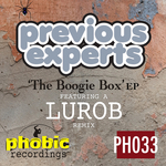 PREVIOUS EXPERTS - Previous Experts (Front Cover)