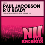 JACOBSON, Paul - R U Ready (Front Cover)